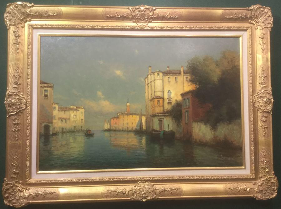 Early 20th c. Fine Art